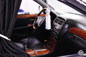 Czyszczenie skóry Lexus LS430