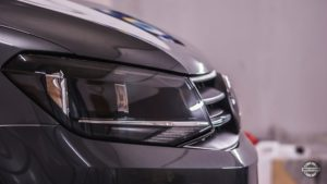 Powłoka ochronna VW Caddy - ArtDeShine