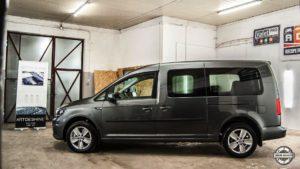 Powłoka ochronna VW Caddy