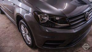 Powłoka ceramiczna VW Caddy - przód