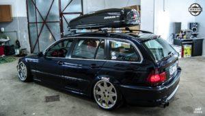 Pakiet odświeżający BMW E46 - bok