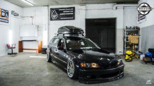 Pakiet odświeżający BMW E46 - przód 1