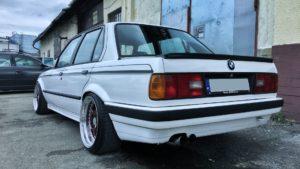 Pakiet Zimowy BMW E30 - tył