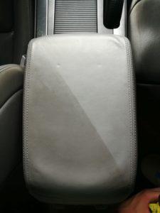 Czyszczenie skóry Acura TL - fotel 1