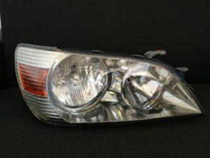 Polerowanie lamp Lexus IS 200