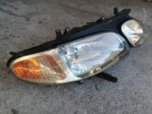 Renowacja reflektorów Toyota Estima Emina