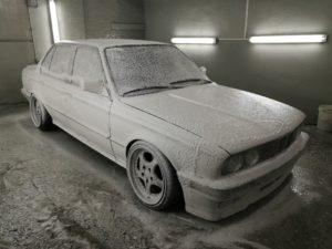 Pakiet Zimowy BMW E30 - piana aktywna