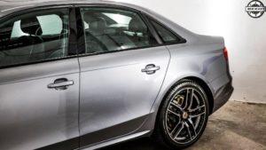 Powłoka ceramiczna Audi A4 - drzwi