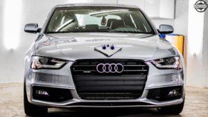 Powłoka ceramiczna Audi A4 ArtDeShine Virtuous