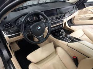 Czyszczenie skóry - BMW serii 5
