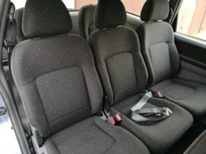 Pranie tapicerki Hyundai Trajet - tył