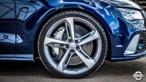 Powłoka ochronna Audi RS7 - felga1