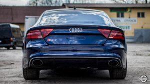 Powłoka ochronna Audi RS7 - tył