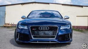 Powłoka ochronna Audi RS7 - front