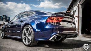 Powłoka ochronna Ultra Coat Audi RS7