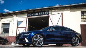 Powłoka ceramiczna Ultra Coat Audi RS7