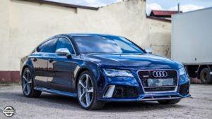Powłoka ceramiczna Audi RS7 - profil